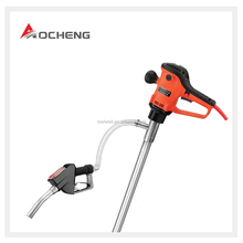 AC 220V Electric oil barrel pump with hose nozzle