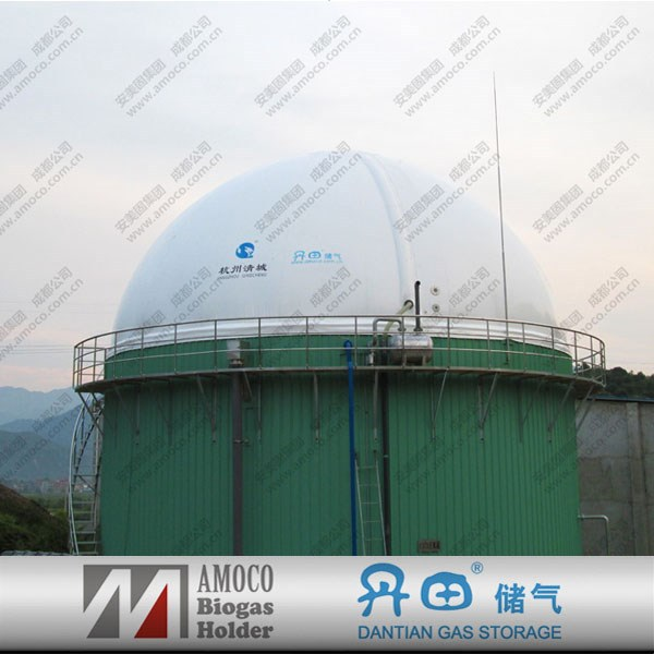 2015 China Wholesale Price Portable Biogas Plant Biogas Digester For Generate Electricity