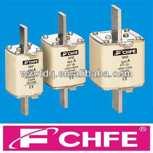 FCHFE overload thermal protector fuse