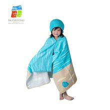 OEM Available Approved baby towel hood