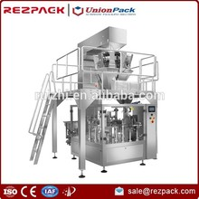 Top Quality Custom Nuts Premade Pouch Packing Machine