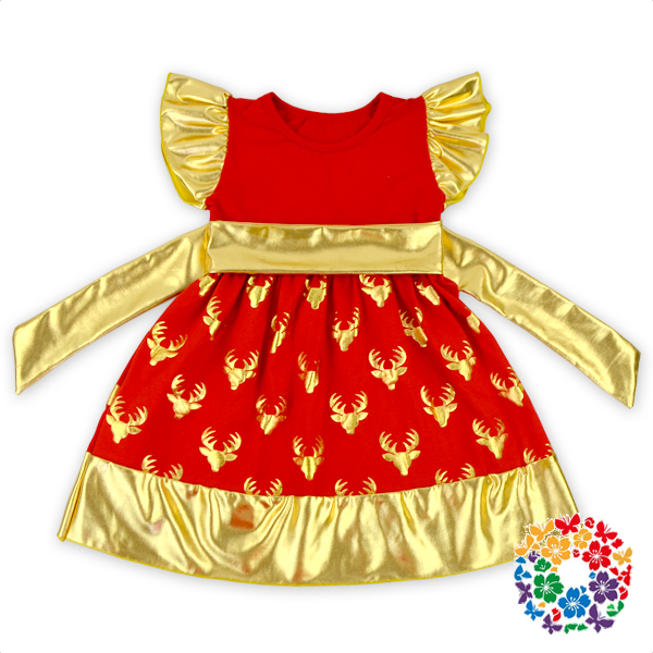 Wholesale Plain Girls Dresses Boutique Remakes Little Girls Dresses Name Brand Girls Dresses