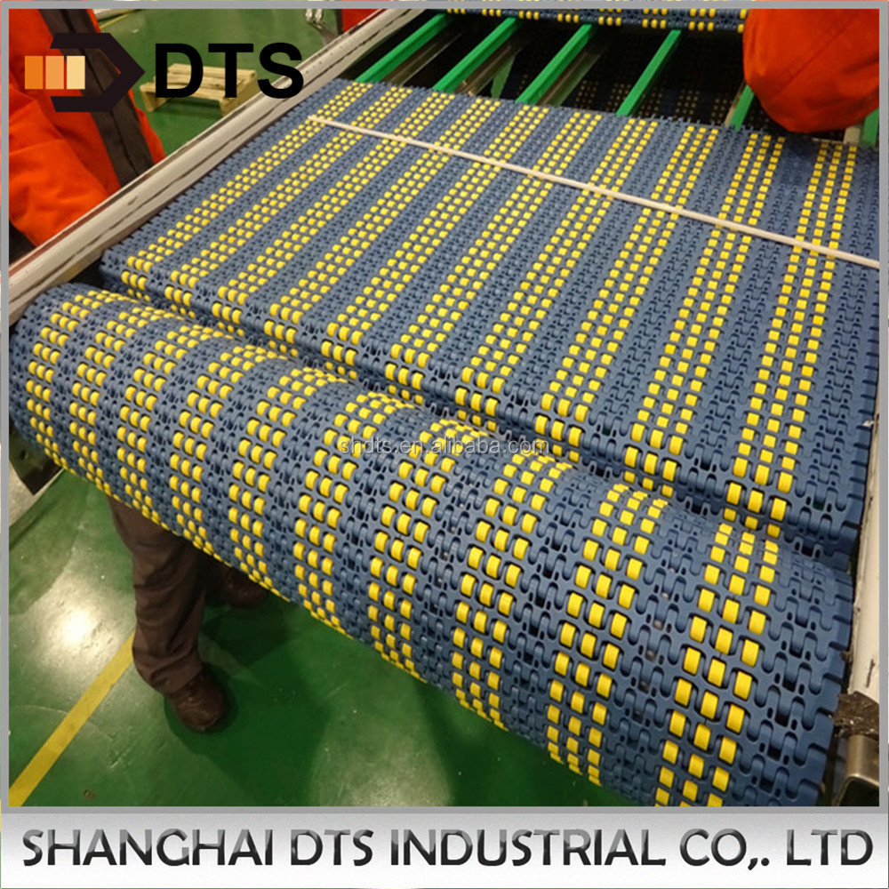 High quality plastic table top chain conveyor for production line