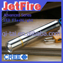 LED flashlight with long working time and distance for Christmas sales promotion