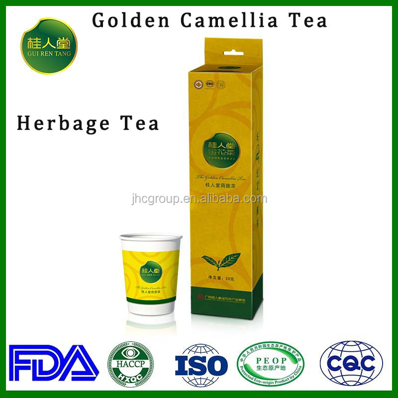 Health benefits and side effects golden camellia bubble tea for business
