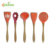 High Resistant cooking silicone kitchen utensil set,silicone cooking kitchen utensil