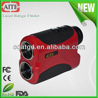 portable 6*24 800m outdoor products laser low price telescope rangefinder compact (with speed finder)