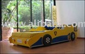 F1 Racing car bed