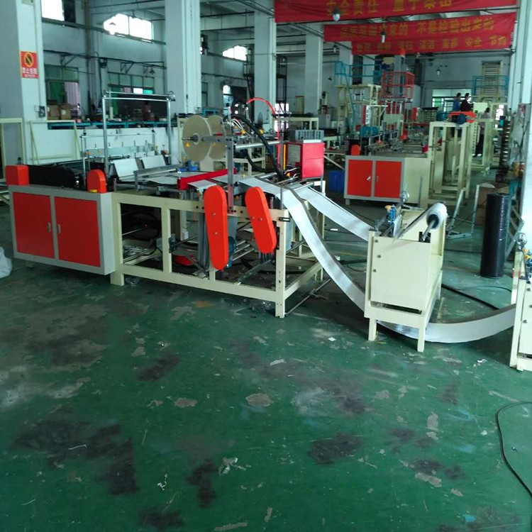 High speed double lines hdpe plastic mailing bag making machine for online shopping