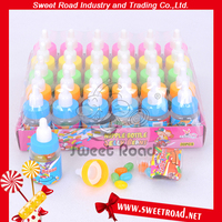 Sweet Road Halal Mini Jelly Beans Confectionery Products Colorful Chewing Candy