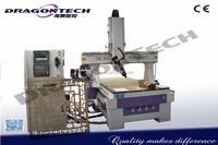 4 axis CNC Router DT4A1325ATC, woodworking router, wood cnc engraving machine