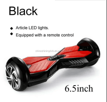 Good Quality 6.5inch 8 inch Balancing Scooter Skate Board wheels 2 hoverboard with taotao solution 350w motor ABS+PP+Nylon