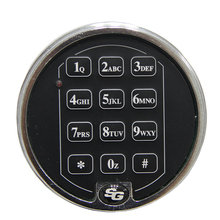 Alibaba express China High Quality UL listed Keyless Entry Electronic Keypad Lock SG6123/6124 for safe box/ vault/ bank