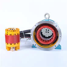 Hot Sale on Alibaba With CCC Certification permanent magnet synchronous motor