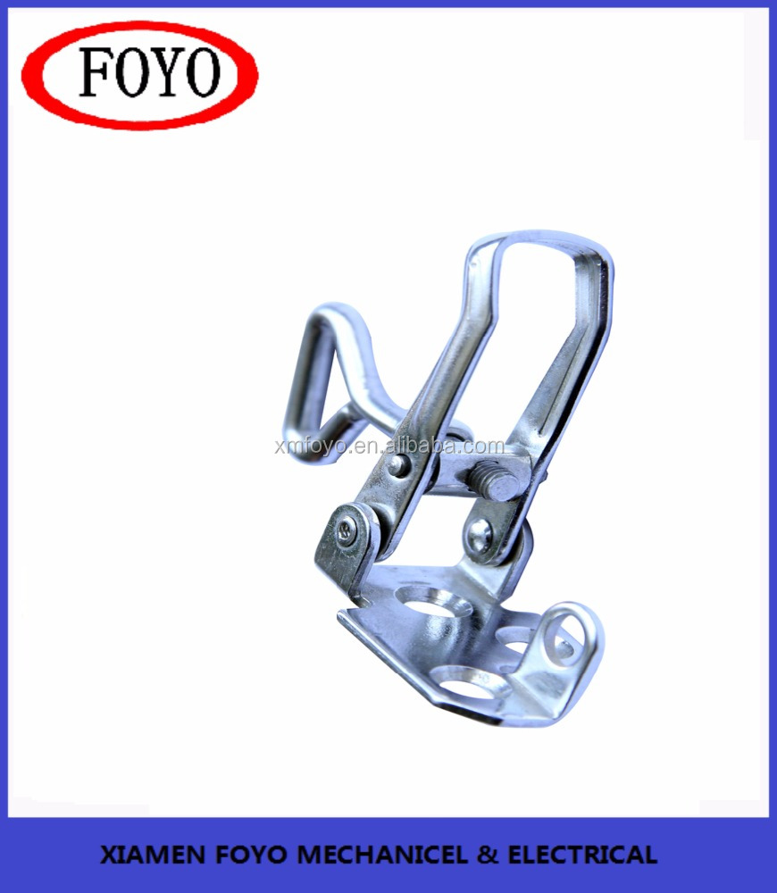 Stainless Steel Mirror Polished adjustable latch /marine hardware