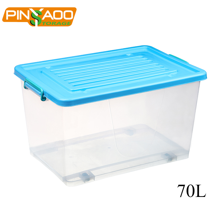 Eco-friendly factory direct sale wholesale long plastic storage containers