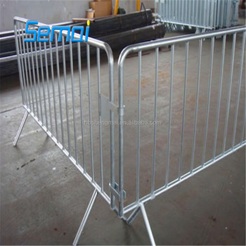 ANPING Galvanized Metal Crowd Control Barriers