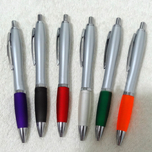 Promotional best selling pen with a small MOQ plastic ball pen