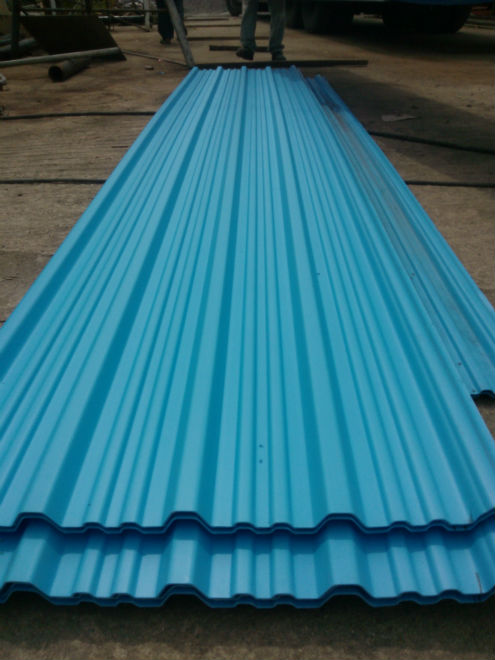 Plastech Metal Roof