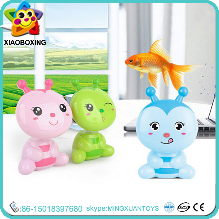 Cartoon energy saving USB Charge Study Table Lamp LED desk lamp toys for children