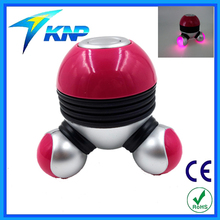 Protable Mini Electric Body Vibrating Massager Head Messager Neck Chest Messager Arm Leg Messager Relieve Your Stress