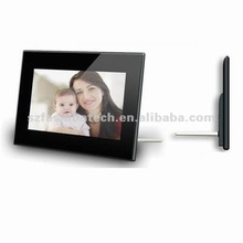 Newest advertising LCD display 12 inch digital photo frame with