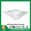 DLC UL listed new product high quality 160w led gas station led canopy light