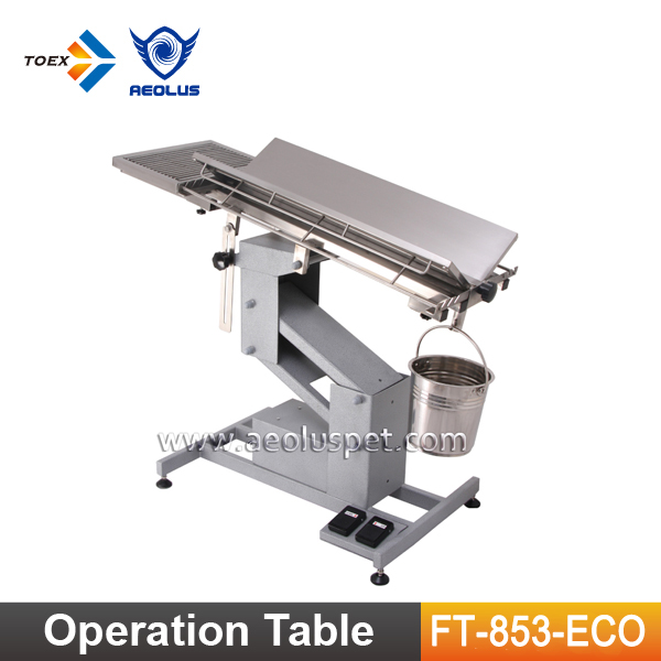 FT-853-ECO Veterinary Operating Table Veterinary Dental Equipment for Pets