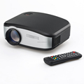 Newest best competitive price Cheerlux C6 mini projector / beamer / proyector / projecteure 1200 lumens led projector