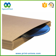 Replication CD Kraft Paper Blank CD Envelopes