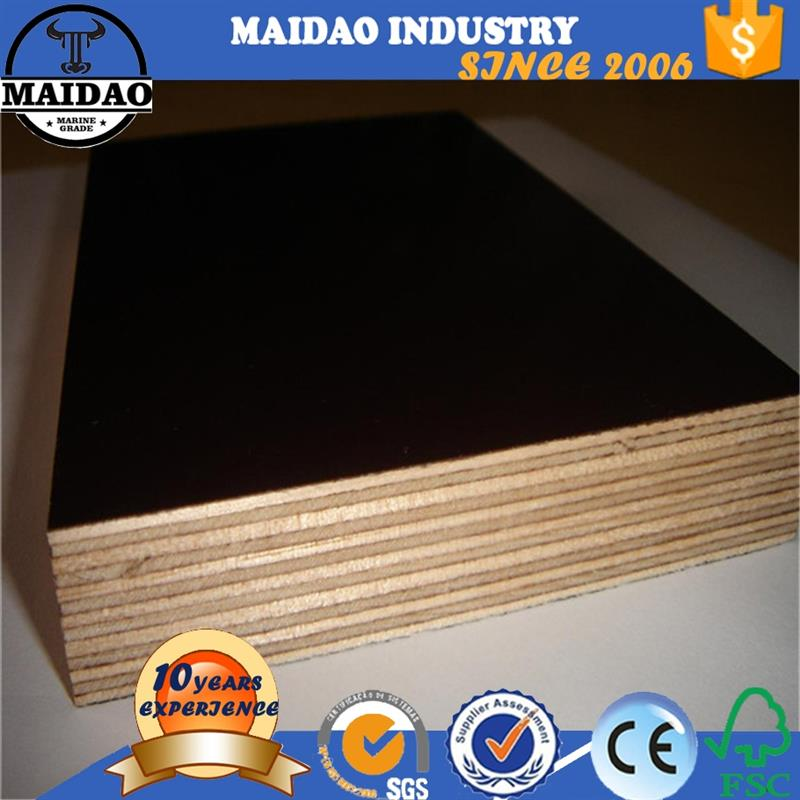 Commercial china market 18mm marine grade shuttering plywood eucalyptus plywood