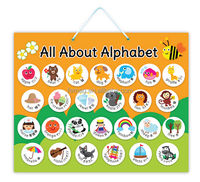 E1003 wholesales top quality for kids and child at home magnetic learning alphabet resources