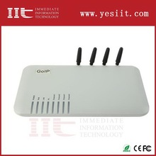 Alibaba china hot selling gsm fwt gateway 8 ports 64 sim cards