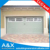 sectional garage door with polyurethane foam