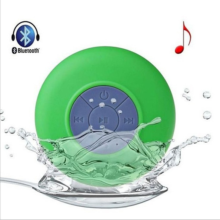 Low price built-in microphone water proof bluetooth speaker