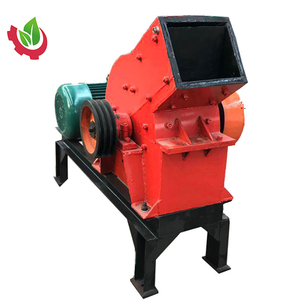 Semi-wet Material Crushing Machine / Pig Dung Crusher / Animal Manure Crusher
