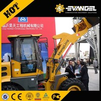 CS910 wheel loader for snow cleaning in the winter