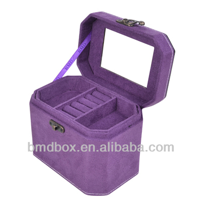 wholesale mirror jewelry boxes for rings only