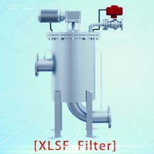 Self Cleaning Water Filter With Wedge Wire Screen