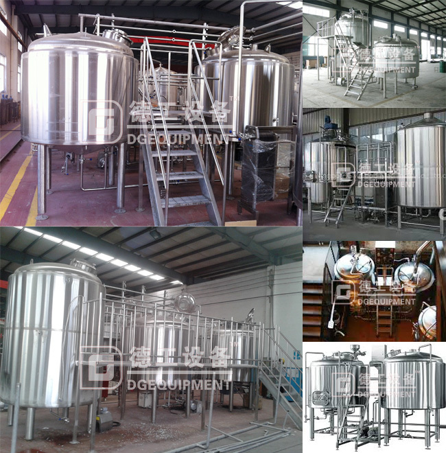 Customized brewing/fermenting beer equipment/machine/kits