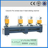 Upvc Window Welding machine with Welding seam from 0.2 mm and 2mm