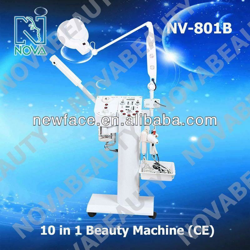 NV-801B NOVA newface bio face lifting beauty machine CE