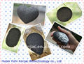 new natural make up remover with bamboo charcoal