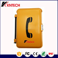 100 pair telephone IP telephone Auto-dial waterproof phone KNSP-09 wall mounted analog telephone