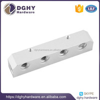 DongGuan HY Clear Anodized CNC Machined