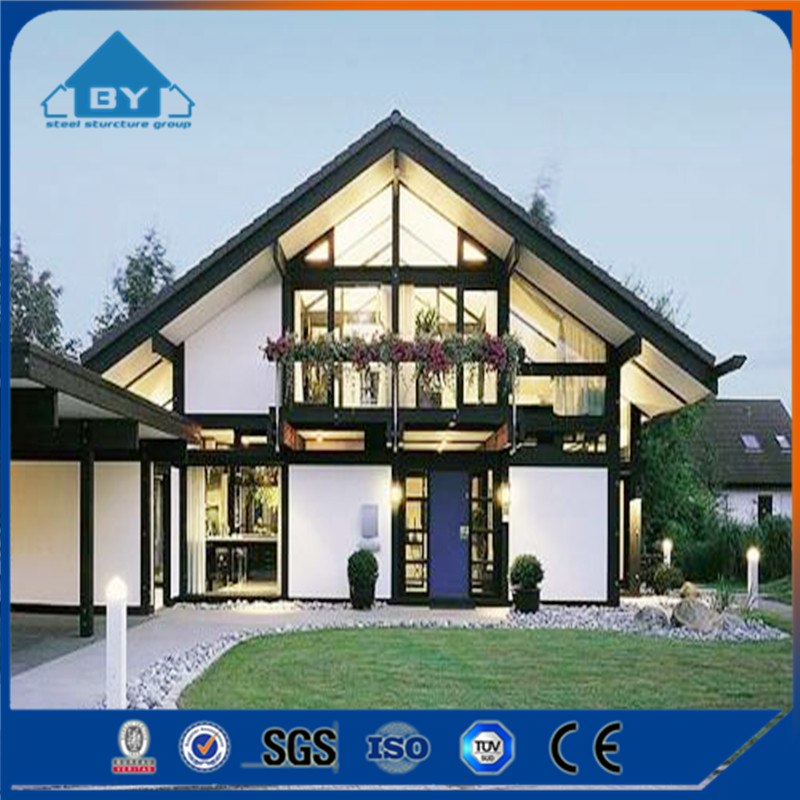 Top Selling Cheap Steel Structure China Prefabricated Homes