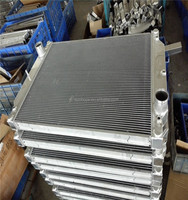 2015 New product Aluminum VOLVO bus B12 bus radiator