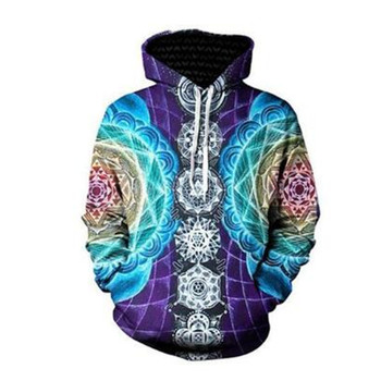 Men 3D Print Streetwear Casual Cospaly Hoodies Plus Size