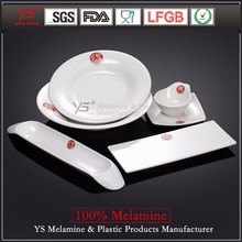 Trade assurance 100% melamine indian dinner sets