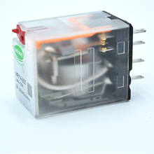 Operates by pulsed input Diaphanous Relay Industrial General Purpose Relay With UL CE